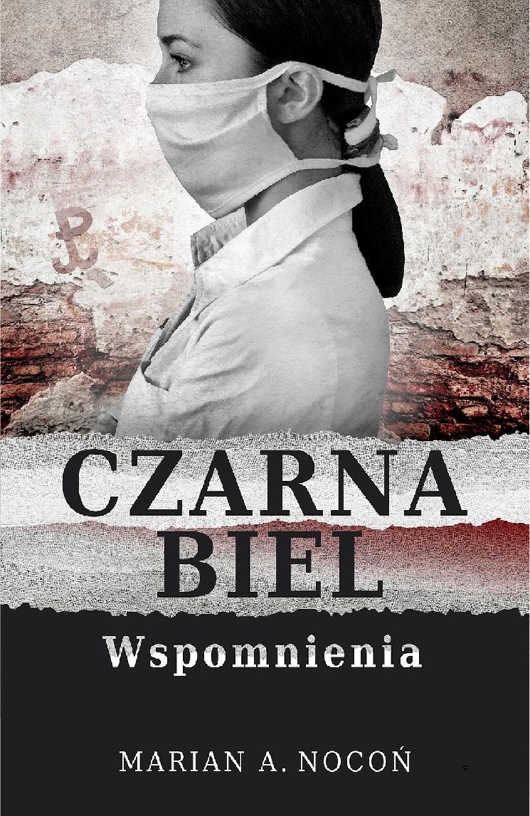 Okładka książki Czarna biel.