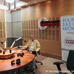 Wywiad radiowy w Polskim Radiu Katowice o książce Czarna biel.